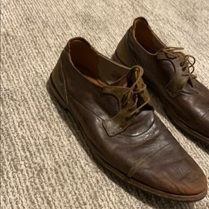 Size 12 Timberland dress shoes